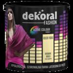Dekoral Fashion - Kolor Roku 2014 - Kremowe Boucle - Hypoalergiczna Szorowalna Farba Lateksowa