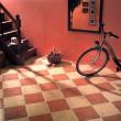 Podłoga w stylu rustykalnym