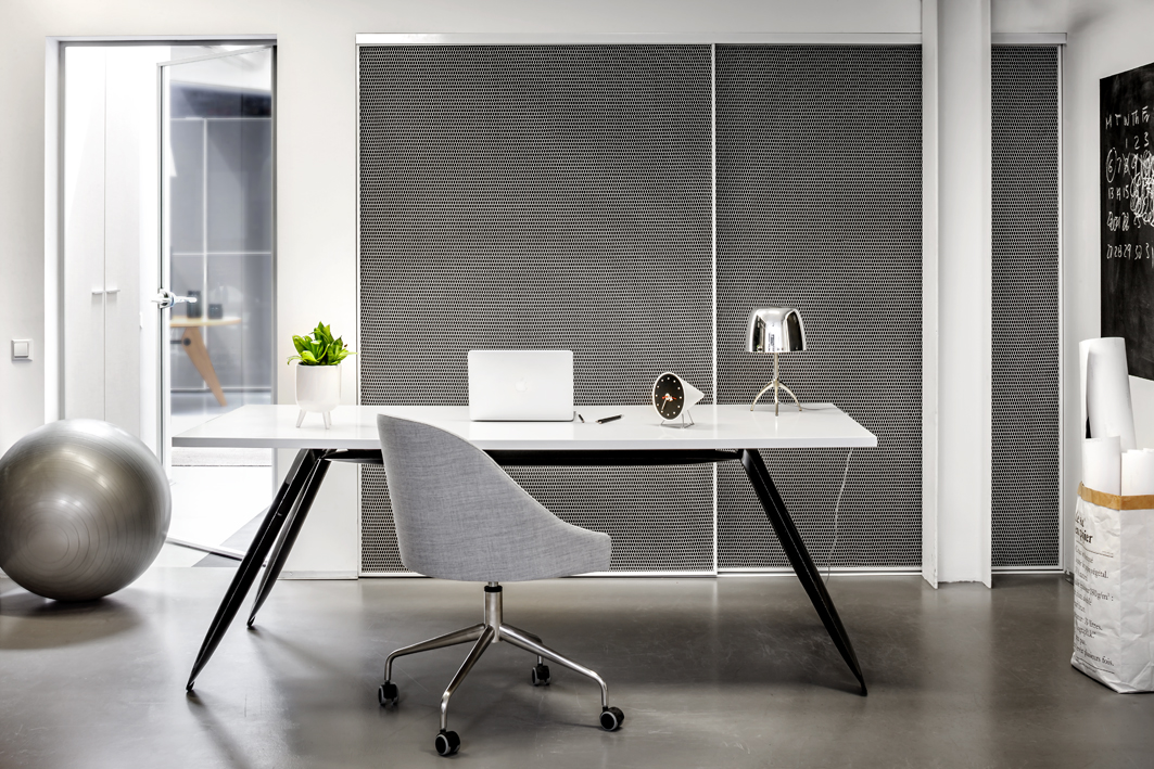 Domowe biuro według Raumplus