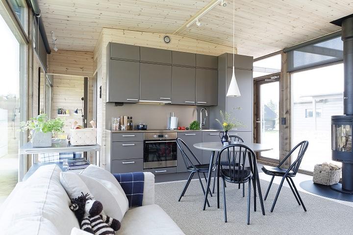 Wyjątkowy klimat domu z bali