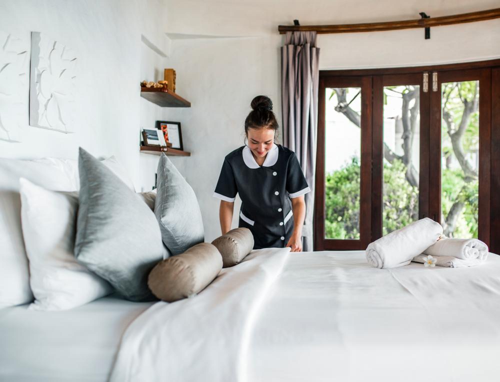Cztery gwiazdki w twoim domu. Jak zadbać o gości w hotelowym stylu?